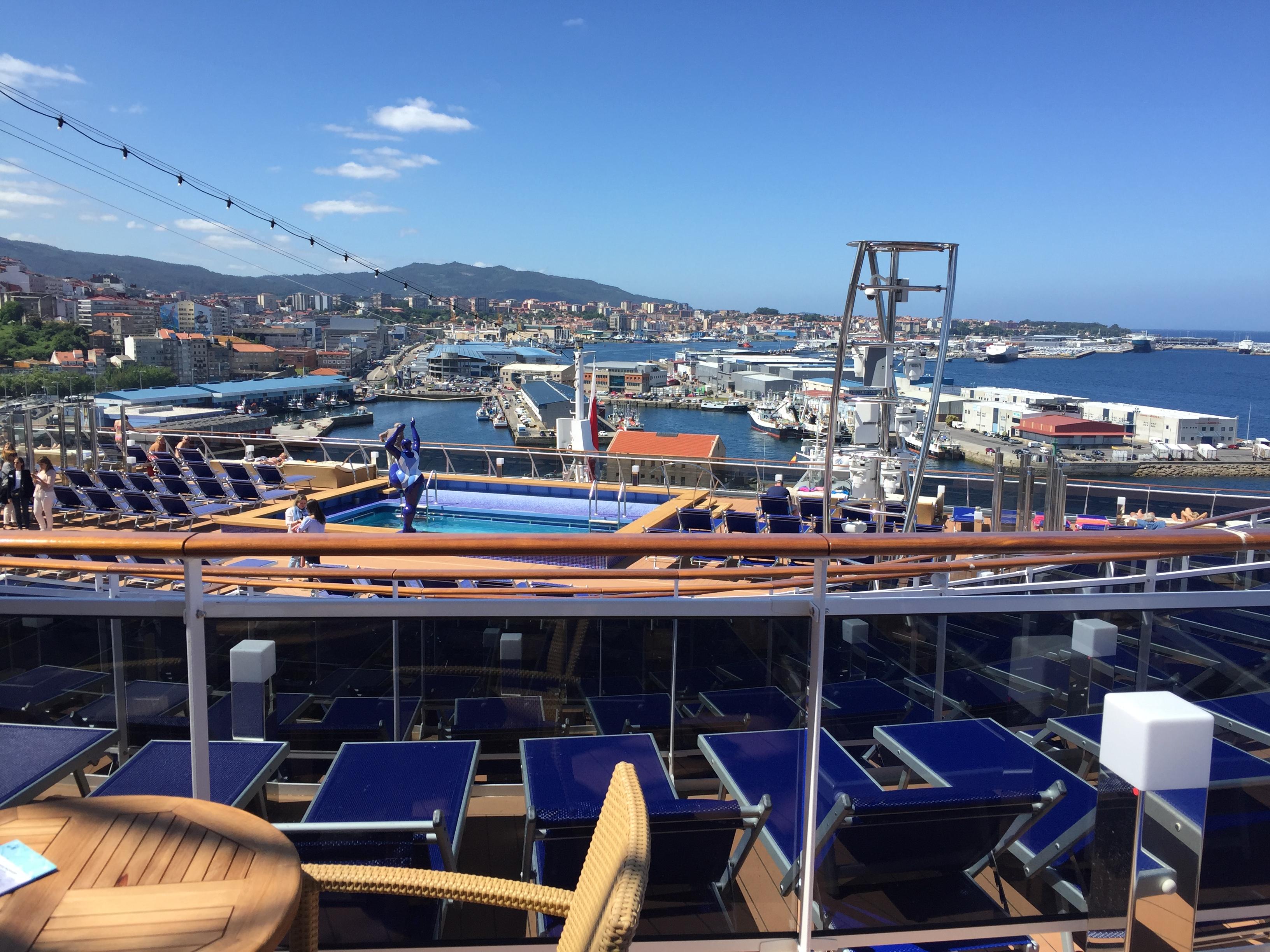 As es por dentro el msc meraviglia de msc cruceros - Puerto de vigo cruceros ...
