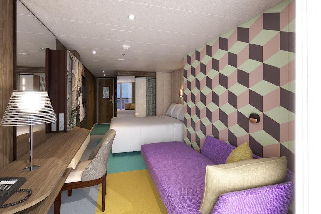 Así será el Costa Smeralda, el nuevo barco de Costa Cruceros propulsado por GNL