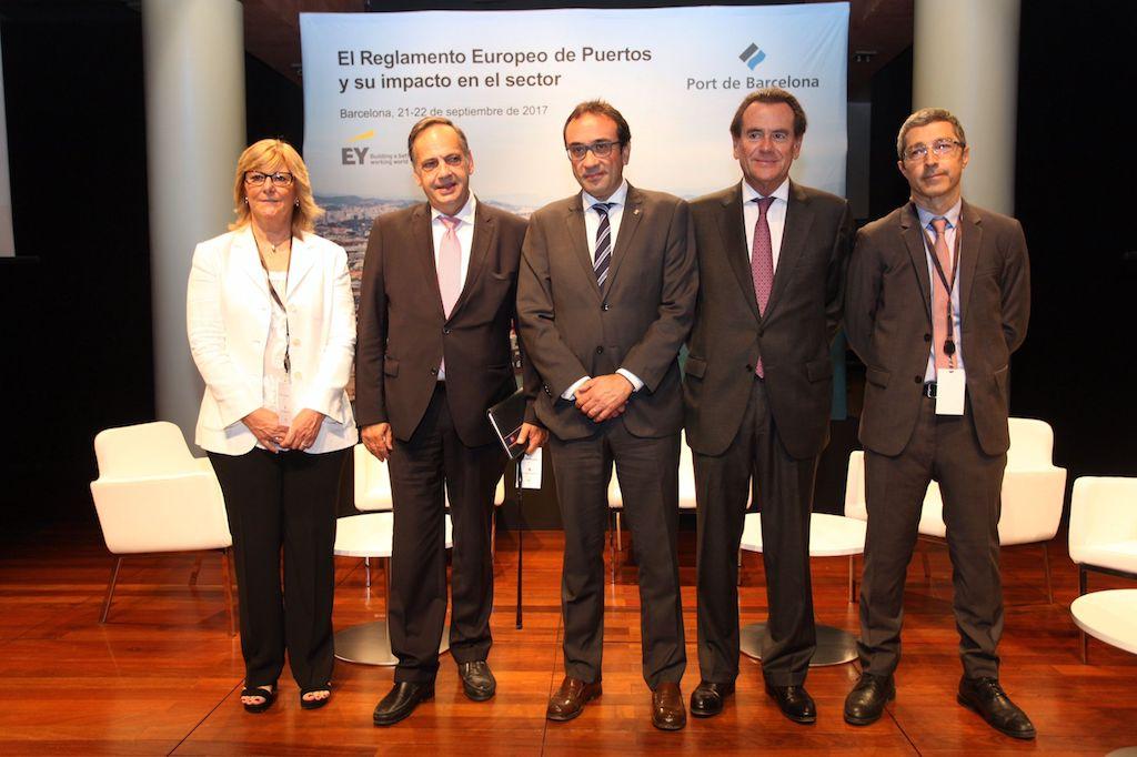 Barcelona acoge unas jornadas sobre el nuevo Reglamento Europeo de Puertos
