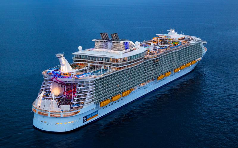 10 motivos para reservar un crucero en el Symphony of the Seas℠ de Royal Caribbean