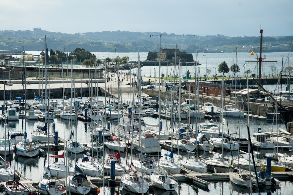La Autoridad Portuaria de A Coruña presenta su oferta de ocio náutico en la Feria Boot Düsserldorf