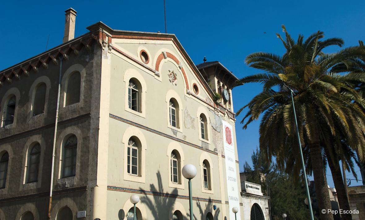 Fábrica Chartreuse Tarragona