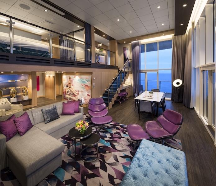 Aspectos diferenciales y exclusivos de la naviera Royal Caribbean