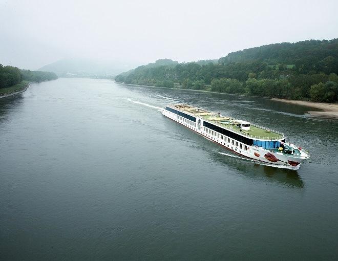 Panavisión Cruceros Fluviales