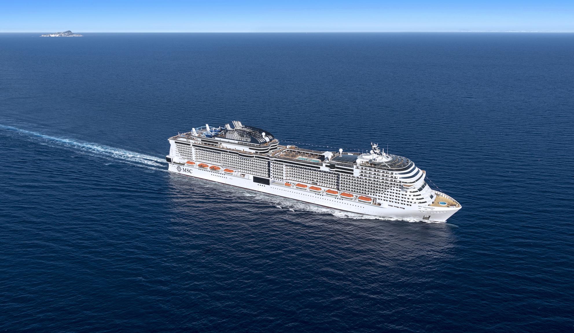 Descubre el Norte de Europa en crucero de la mano de MSC Cruceros