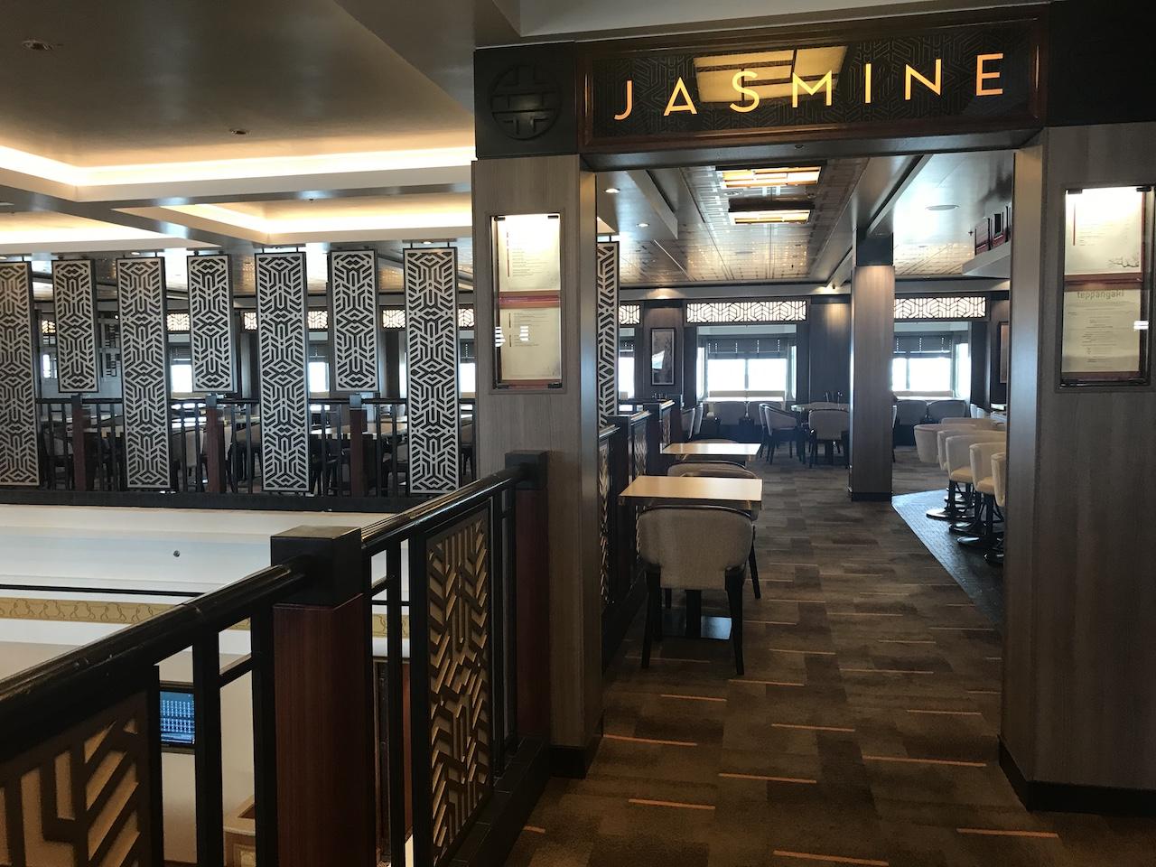 Así es por dentro el Norwegian Jade de Norwegian Cruise Line que hoy hizo escala en A Coruña