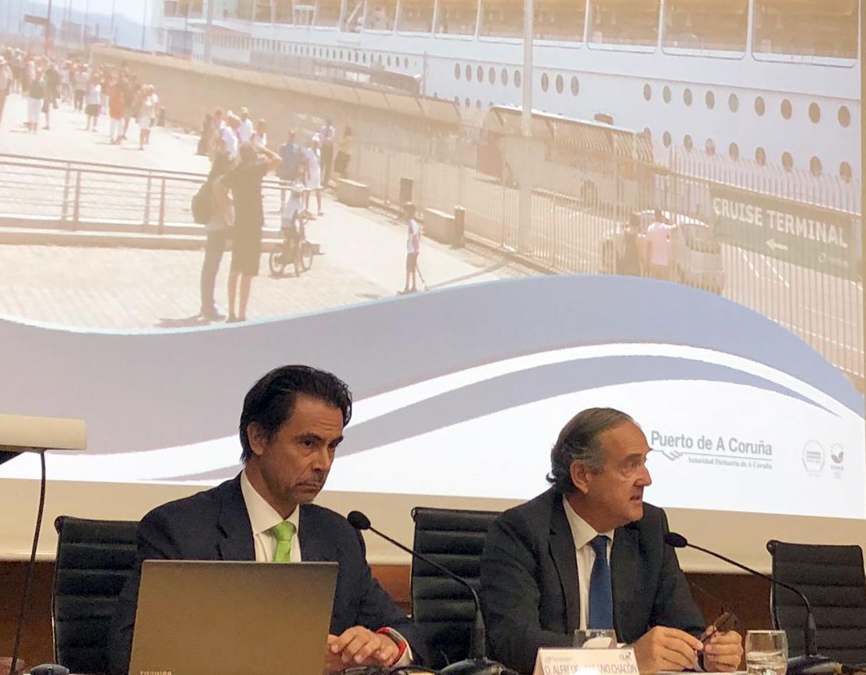 Récord histórico de cruceros en el puerto de A Coruña en 2018: 130 escalas confirmadas