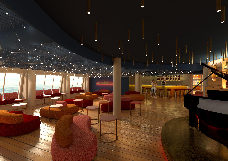 Costa Fortuna estrena imagen para sus cruceros por el Mediterráneo desde Tarragona en 2019