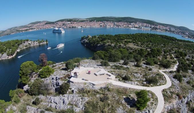crucero-escala-sibenik-adriático-Sibenik - Channel St. Anthony (3)
