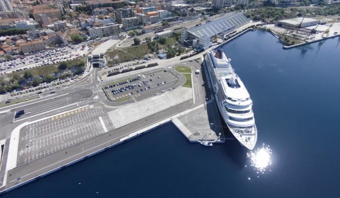 crucero-escala-sibenik-adriático-Sibenik - Port of Sibenik