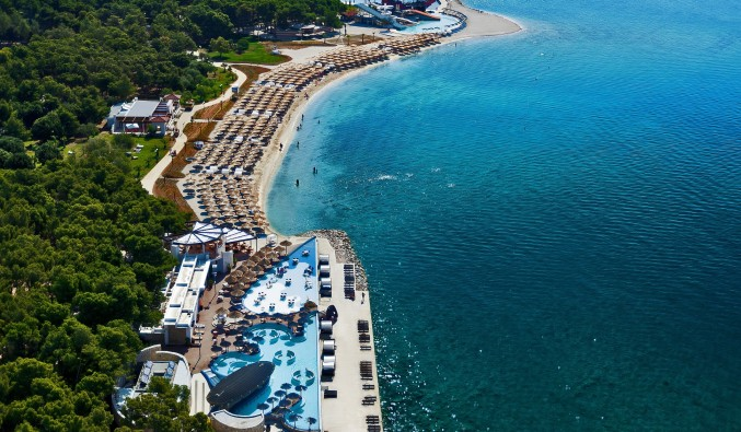 crucero-escala-sibenik-adriático-Sibenik - Solaris Beach
